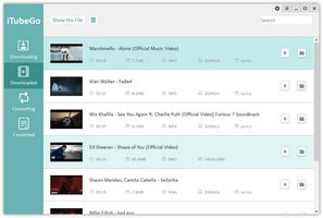 iTubeGo YouTube Downloader screenshot 4