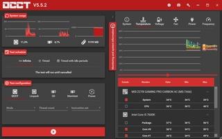 OCCT: OverClock Checking Tool screenshot 6