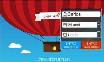 ciao aMigos Videochat screenshot 2