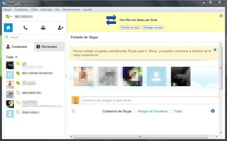Clownfish for Skype screenshot 4