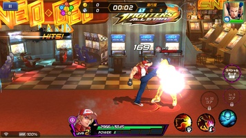 The King of Fighters ALLSTAR (Asia) screenshot 11