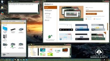 WindowBlinds screenshot 2