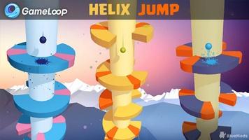 Helix Jump (GameLoop) screenshot 2