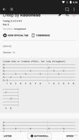 Ultimate Guitar: Chords & Tabs screenshot 8