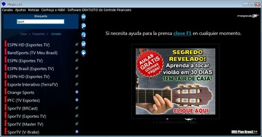 Megacubo screenshot 5