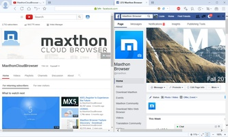 Maxthon 5 screenshot 6