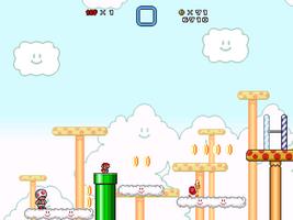 Super Mario Bros X screenshot 3