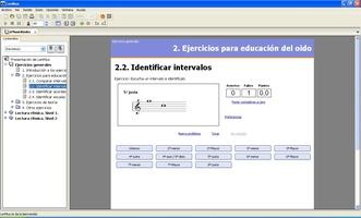 LenMus screenshot 3