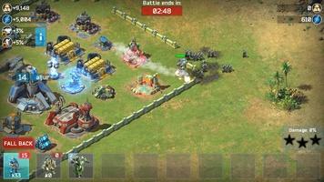 Battle for the Galaxy screenshot 5