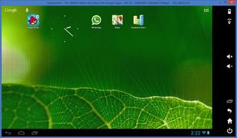 Genymotion screenshot 2
