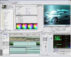 Adobe Premiere screenshot 3