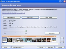Microsoft Photo Story screenshot 11
