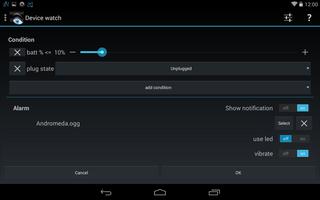 Battery Monitor Widget screenshot 9