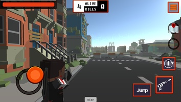 Grand Battle Royale screenshot 2