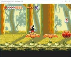 RetroArch screenshot 4