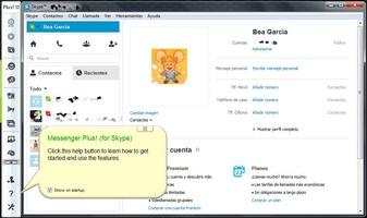 Messenger Plus! Live for Skype screenshot 9