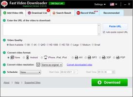Fast Video Downloader screenshot 12