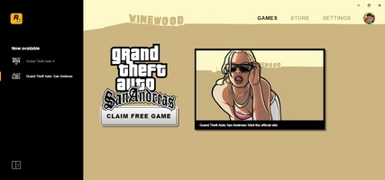 Rockstar Games Launcher screenshot 3