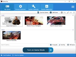 Game Fire screenshot 6