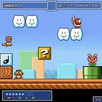 Mario Builder screenshot 2