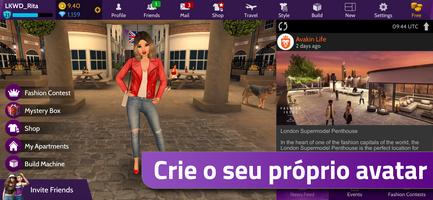 Avakin Life screenshot 2