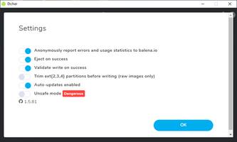 Etcher screenshot 3