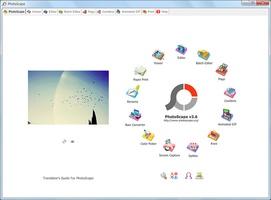 Photoscape screenshot 3