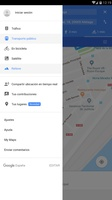 Google Maps Go screenshot 2