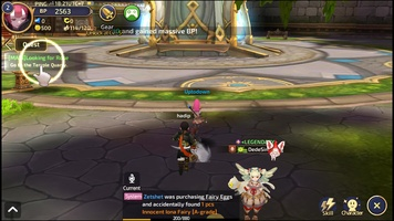 Dragon Nest M (Asia) screenshot 5
