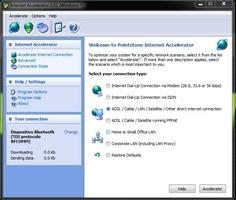 Internet Accelerator screenshot 2