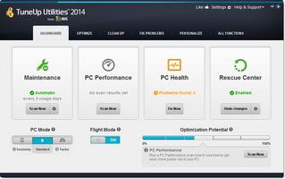 TuneUp Utilities screenshot 8