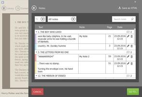 IceCream Ebook Reader screenshot 2