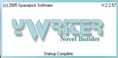 yWriter screenshot 2