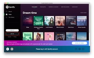 TunePat Spotify Converter for Mac screenshot 2