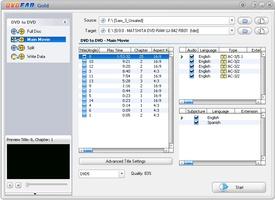 DVDFab screenshot 3