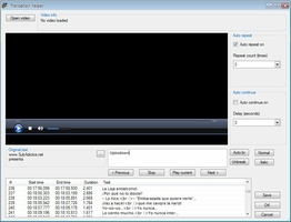 Subtitle Edit screenshot 4