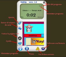 VisitUp screenshot 4