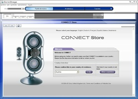 SonicStage screenshot 2