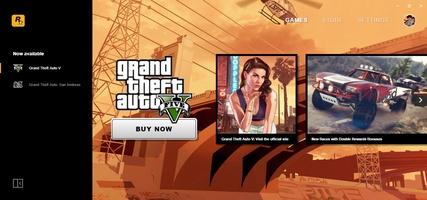 Rockstar Games Launcher screenshot 7