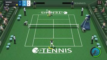 Pocket Tennis League screenshot 2