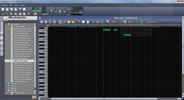 LMMS screenshot 2