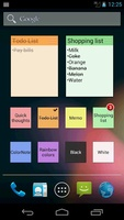 ColorNote Notepad screenshot 3