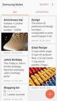 Samsung Notes screenshot 5