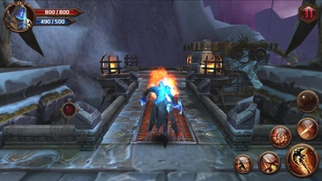 Blade of God (Asia) screenshot 11