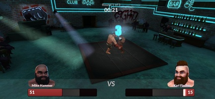 MMA Manager 2: Ultimate Fight screenshot 6