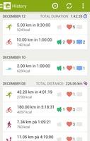 Endomondo Sports Tracker screenshot 4