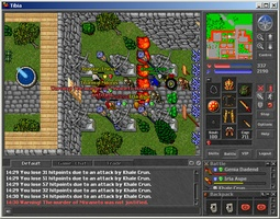 Tibia screenshot 4