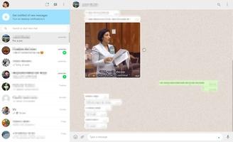 WhatsApp Desktop screenshot 2