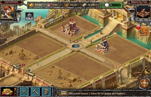 Spartan Wars: Empire of Honor screenshot 3