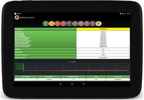 Mining and split calculator screenshot 9